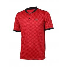 Bronx polo Chinise red