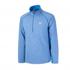 Grover mens half zip pulli
