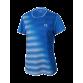 Hulda moteriški marškinėliai Electric blue